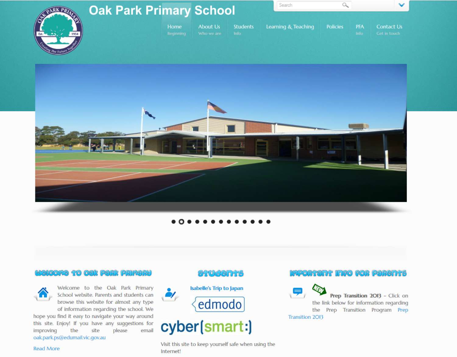 Oak Park Primary School
